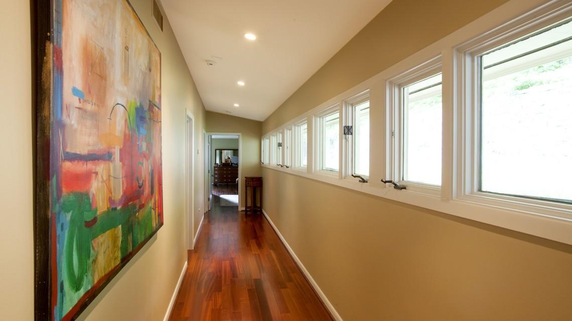 Hallway/Sleeping Quarters